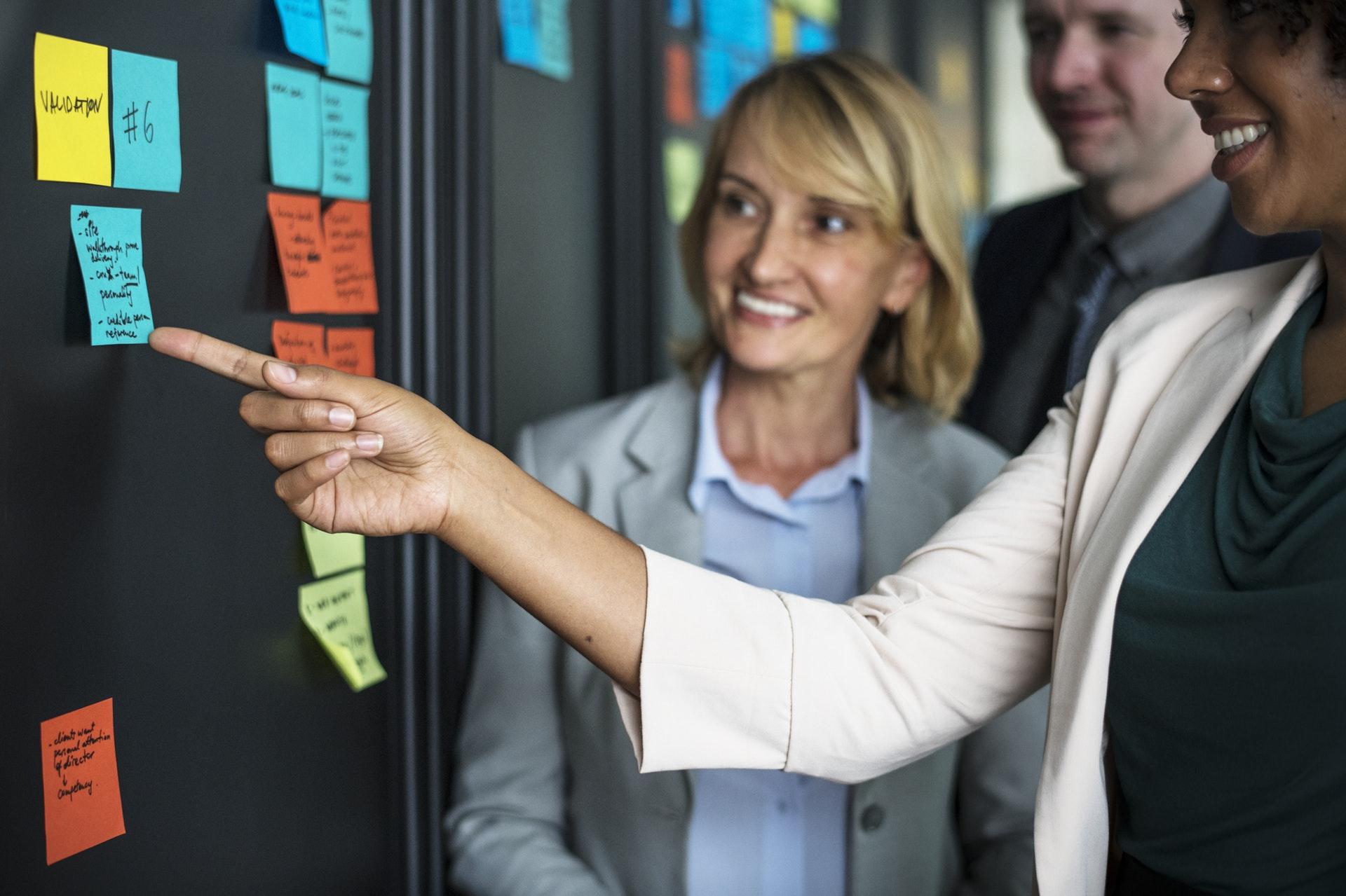 Formation Management d'une équipe commerciale ou comment animer une réunion - Amédé Formations